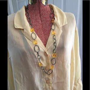 """Tianello """"Aida"""" shirt."""